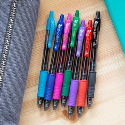 Pilot G2 Rollerball Pen - 0.7 - Pink