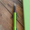 Pilot Explorer Rollerball Pen - Metallic Green
