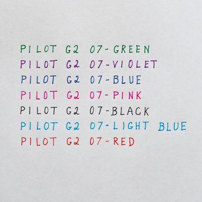 G2 Rollerball Pen - 0.7 - Pink